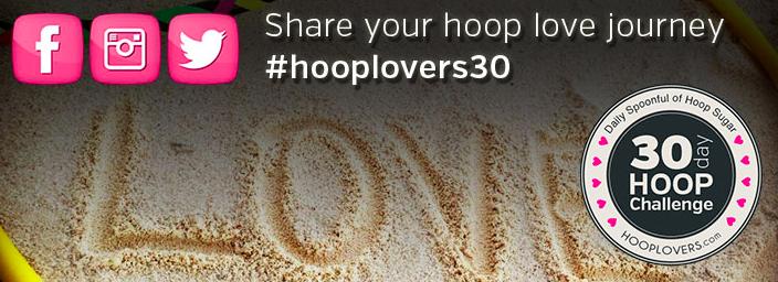 30 ways to activate your 30 day hoop challange hooplovers blog melbourne based hula hoop. Black Bedroom Furniture Sets. Home Design Ideas